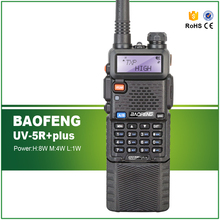 Baofeng Walkie Talkie High Power Two Way Radio UV-5R plus VHF UHF Dual Band Transceiver UV5R plus Free Headset