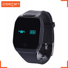 E07S Smart Watch BT4.0 GPS Sport Track Smart Wristband Pedometer Calories Smart Bracelet Sleep Monitor Watch For Android IOS