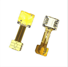 5Pcs Hybrid Double Dual Sim-card Adapter Micro SD Nano SIM Extension Adapter Android Mobile Xiaomi Redmi Note3 4 3s Prime Pro