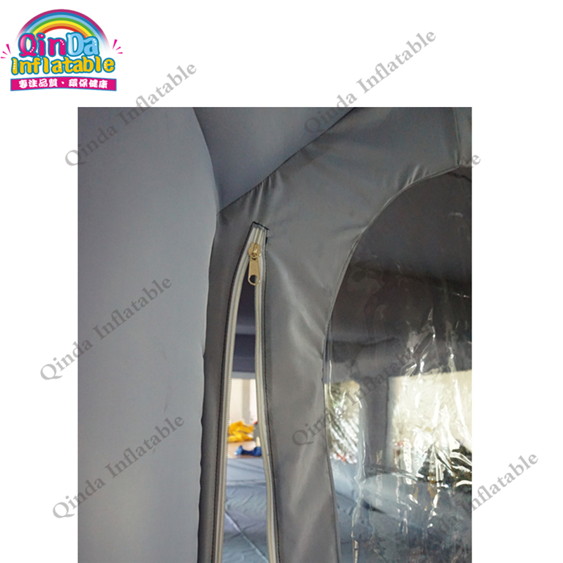 inflatable spray booth paint tent70