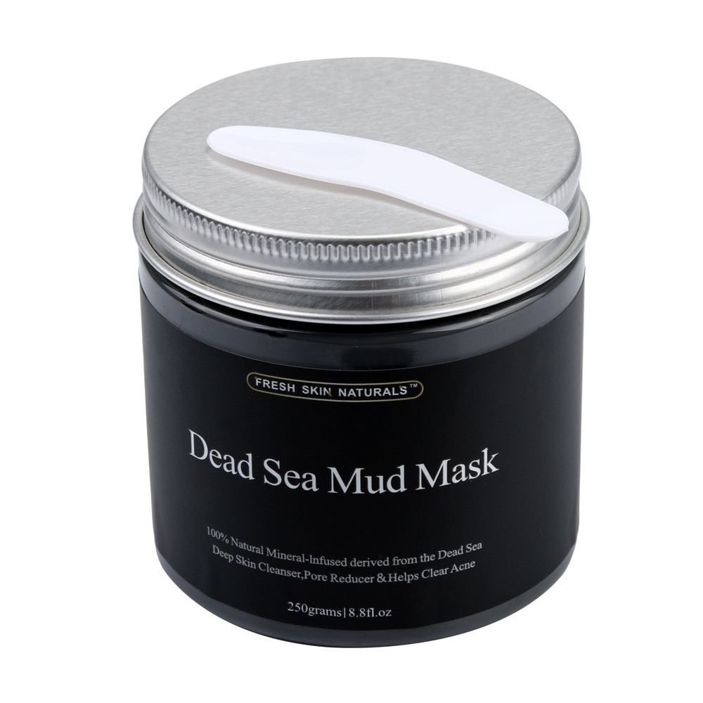 Best Deal New Fashion 250g Women Fask Mud Pure Body Naturals Beauty Dead Sea Mud Mask for Facial Treatment 1pc 5
