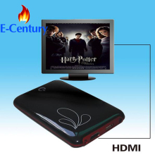 MANTEL Hd Media Player 1080p 2.5 SATA RM RMVB MKV H.264 VOB DIVX With HDMI Port Hdd Player