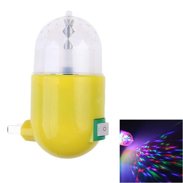 3W Magic Ball Rotating RGB LED Lamp Stage Lighting Effect Light DJ Disco Party Gift Bulb AC85-265V<br><br>Aliexpress