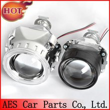 New Product AES Mini H1 HID Bi Xenon Projector Lens Car Styling 2.5 Inch High Brightness Kit For H4 H7 Car Headlight