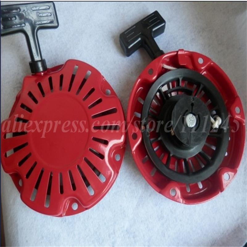 RECOIL STARTER ASSY PLASTIC TWIN PAWL FOR ROBIN EH09 EH09-2D 86CC 2.8HP PULL START TAMPER JACK JUMP RAMMER INDUSTRIAL EQUIPMENT<br>