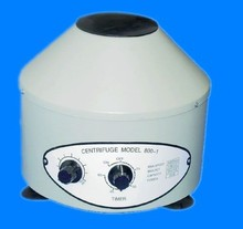 800-1 Medical Low Speed Centrifuge Lab Centrifuge Laboratory Medical Practice Supplies 4000rpm 20mlx6 1435g(China)