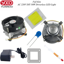 DIY LED High bay light 50W LED Bulb Mining lamp 110V 220V industrial lamp Warm/Cold white workshop fresh market