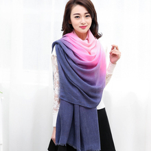 2017 new Fashion shawls and scarves Print scarfs Print cachecol scarves Bandana Cotton Foulard Femme Scarf For Women(China)
