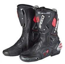 new arrive motorcycle shoes automobile race boots off-road boots off-road boots(China)