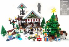 New 39015 Creator series the Toy Shop Model Building Blocks set Compatible 10249 Classic house Architecture Toys for children