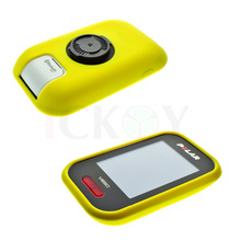 Outdoor Bycicle Road/Mountain Bike Accessories Rubber Yellow Case for Cycling Training GPS Polar V650(China)