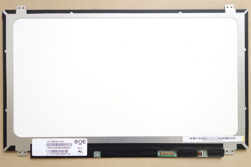 "14.0"" Laptop Matrix For HP Elitebook 840 G2 Series LCD Screen 30 Pins HD 1366X768 Panel Replacement"