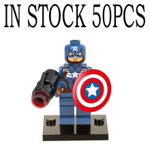 Buy Pogo Lepin Wholesale 259 Single Sale Civil War Avengers Marvel Super Heroes Building Blocks Bricks Toys Compatible Legoe for $38.72 in AliExpress store