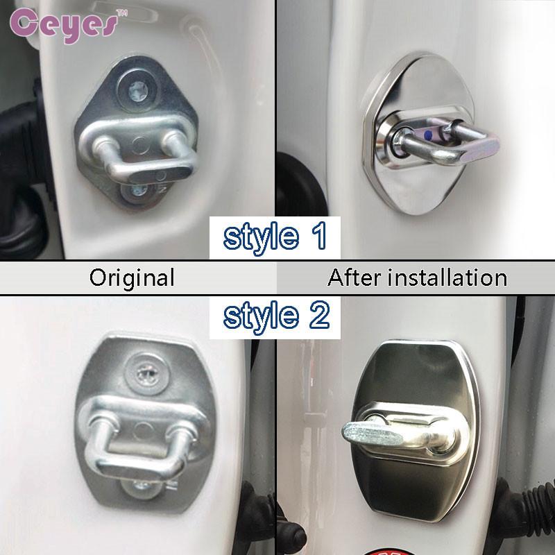 car door lock cover (0)