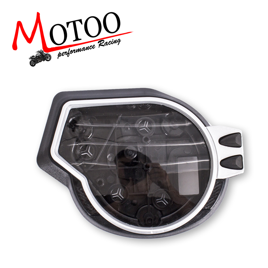 Speedometer Tachometer Gauge Clock Case Cover for HONDA CBR1000RR 2008-2012<br>