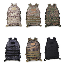 New 50L 3D Outdoor Sport Military Tactical Backpack Rucksack Bag for Camping Traveling Hiking Trekking Unisex Travel Backpack