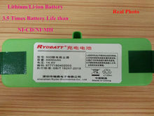 14.4V 4400mAh Li-ion Vacuum Cleaner Battery For iRobot Roomba 500 510 540 550 560 570 580 600 700 780