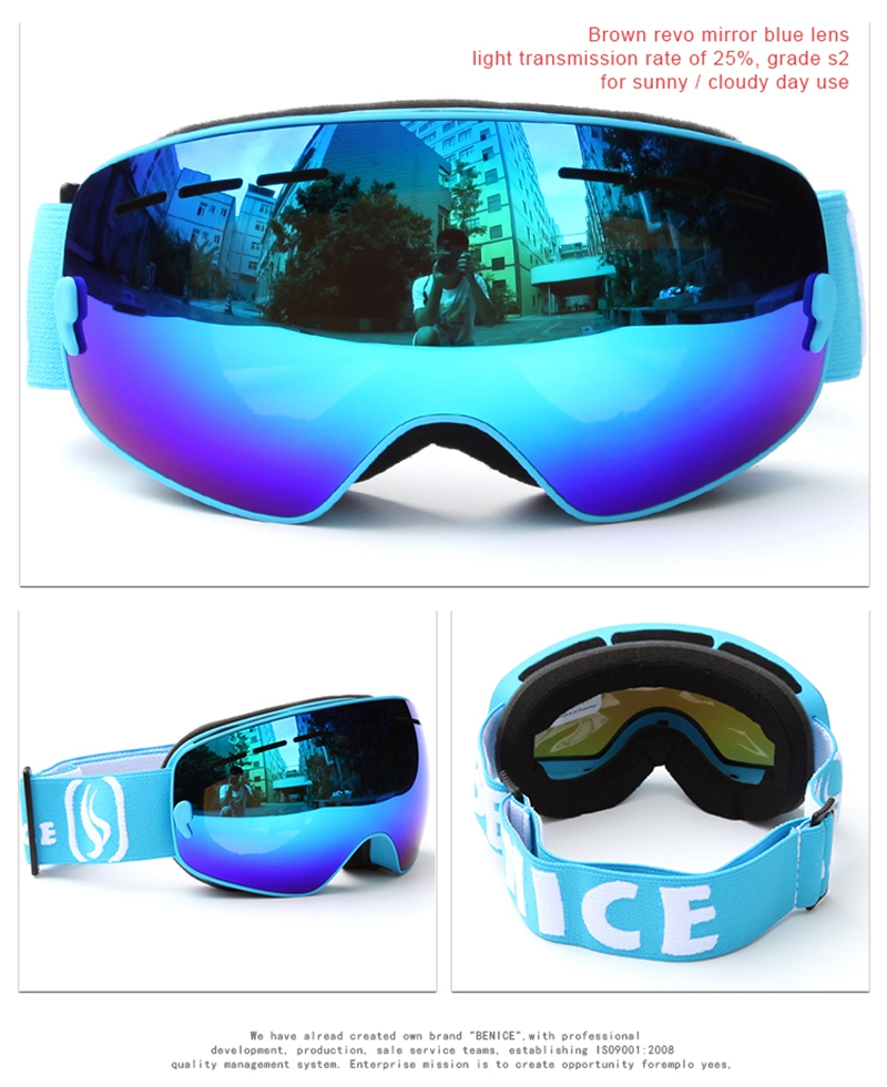 snow glasses