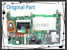 Original Mini 2133 Netbook Motherboard LED 1.6Ghz CPU 500755-001 100%  fully tested