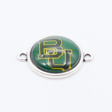 DIY Jewelry Accessories Baylor Bears Bracelet Accessories Men Women NCAA Sport Basketball Accessories Jewelry Gifts 2017(China)