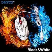 Cheap!Original 2400DPI Professional Backlit Gaming Mouse 7 Buttons Mice for Large-Scale Gamers Computer Laptop Tablets LOL DOTA(China)