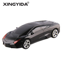 XINGYIDA Mini Car Shape Bluetooth Speaker Portable Wireless Altavoz Hoparlor Support TF FM Handsfree Subwoofer Boombox for Phone