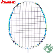 2017 New Genuine Kawasaki Full Carbon Badminton Racket  Best Buys Raquette Badminton With Free Gift Half-Star