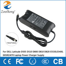 19.5V 4.62A 90W AC Adapter FOR DELL Latitude D505 D510 D800 D810 D820 E5530,E5400,E6500,M70 Laptop Power Charger Supply(China)