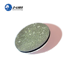 Z-LION 50MM Diamond Sanding Disc 2 Inch Roll Lock Glass Ceramic Granite Grinding Wheel Dremel Abrasive Sandpaper Disk Sheets(China)