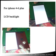 "5pcs/lot For iPhone 4 4s 5 5c 5s 6 6p plus 4.7"" 5.5 Back Light WholeSale LCD Display Backlight Film Free Shipping(China)"