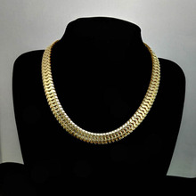 2017 Hot Sale Charming Snake Chain Necklace High Quality For Women And Men Holiday Gift Hiphop Jewelry Free Shipping