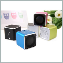 Manufacturer wholesale 5pcs/lot Original Music Angel Bluetooth speaker Mini Sound Box Amplifier colorful Input TF card download
