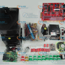 Solt-Game-Kits Hopper Mech Buttons Power-Coin with XXL 15-in-1/Pcb/Hopper/.. for Casino