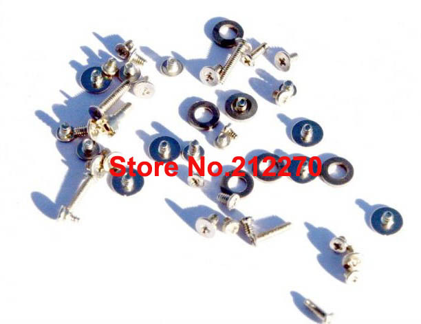 Original OEM Full Screw Set with O-ring For Apple iPhone 4 Parts Replacement(China)