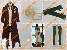 Free Shipping Blue Exorcist Amaimon Full Set Custom Made Uniform Anime Cosplay Costume