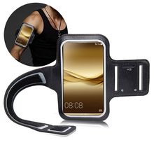 Fashio SPORTS GYM brassard de protection ArmBand FOR Huawei P8 Lite SnapTo Y635 G628 G616 G660 G620 Jogging Arm Band 5.0 Inch M#