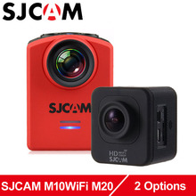 SJCAM M10 WIFI M20 Sports Action Camera Waterproof sj Cam Video Resolution Full HD 1080P Mini Sports DV 30M Underwater Outdoor