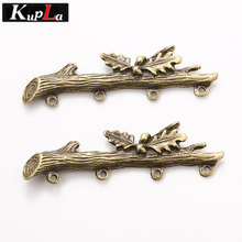 Buy Kupla Vintage Metal Tree Charms Jewelry Making DIY Handmade Branch Connectors Pendant Charms 14*55mm C6063 for $4.25 in AliExpress store