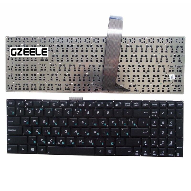 Russian Keyboard for ASUS K56 K56C K56CA A56 K56CB RU Black laptop keyboard<br><br>Aliexpress