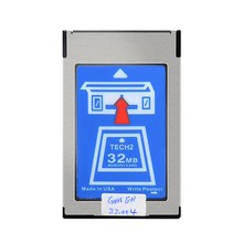 Hot sale Lowest Price Super 32MB CARD FOR GM TECH2,Holden/Opel/GM /SAAB/ISUZU/Suzuki 32 MB Memory GM Tech 2 Card Free Shipping(China)