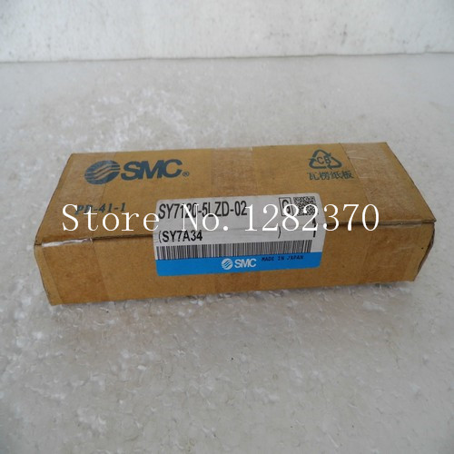 [SA] New original authentic special sales SMC solenoid valve SY7120-5LZD-02 spot --5pcs/lot<br>
