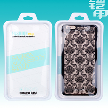 Wholesale Retail for Samrt Phone Protection Case PVC Packaging Package Blister   Box For iPhone6/ 7 Samsung S3/4/5 KJ-565 600pcs