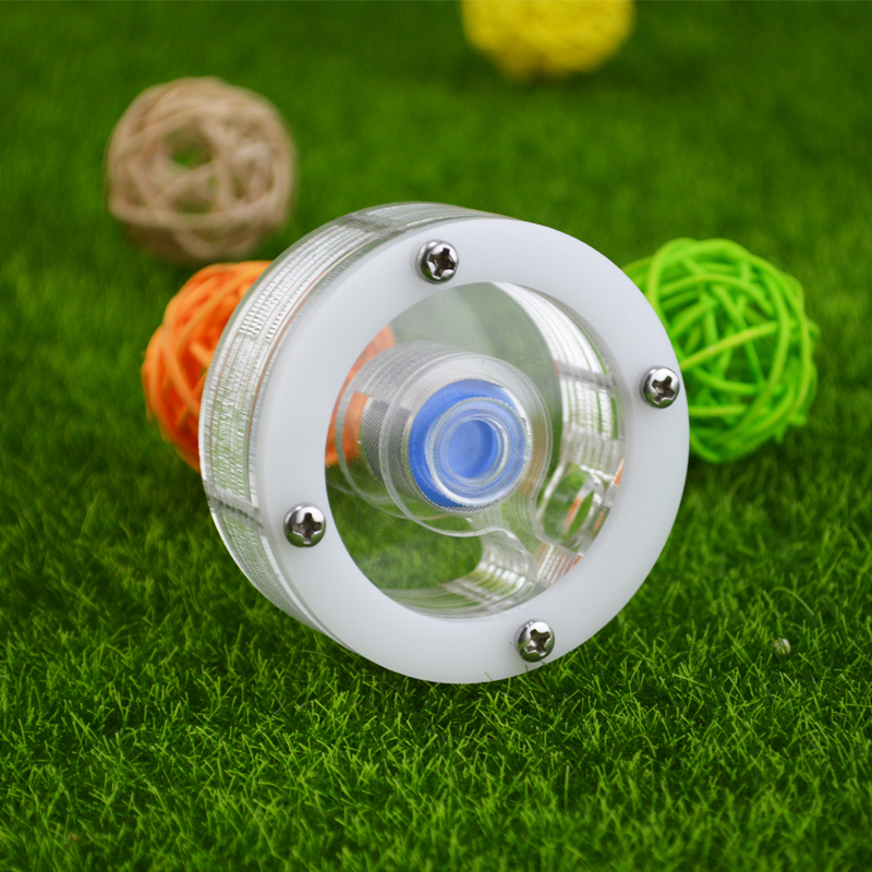 DIY round design moisture with feeding area ant nest ,ant farm acryl, insect  villa pet advanced mania for farm ants