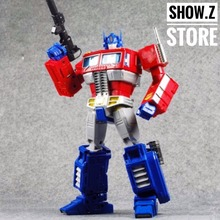 [Show.Z Store] 4th Party MP-10 OP MasterPiece MP10 Action Figure Transformation W/ Trailer(China)