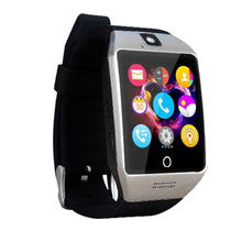 2017 Interpad Android Smart Watch Clock Bluetooth Connected Wrist Watch With Pedometer Sim Card Phone Call PK GT08 Smartwatch
