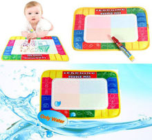 hot sale baby Water Drawing Mat drawing blanket Aquadoodle writing Mat  Magic Pen/Water Drawing board baby play mat kids toys