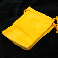 Wholesale 7x9cm Drawstring Orange Velvet Bags Pouches Jewelry Christmas Valentines Gift Bags 200pcs/lot Free Shipping