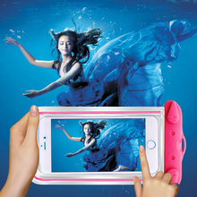 Night Light Phone Bag Underwater Waterproof Phone Bag Diving Bag Mobile Phone Pouch Case For Motorola Moto G4 Play G4 Plus