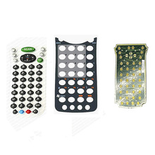 PDAs Parts Replacement For Honeywell Dolphin 9900 (1set)Keypad Overlay+Keypad+Keyswitch 43-Keys