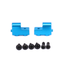 Buy 2PCS Alloy Servo Mount Rc Model Car 1-12 Wltoys 12428 12423 Monster Truck Short Course s-Course Off-Road Desert Buggy for $4.50 in AliExpress store